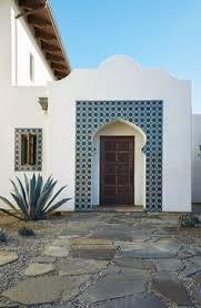 color pueblo white det675porch lid and overhangs cabin