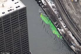 how chicago u0027s st patrick u0027s day green river tradition began daily