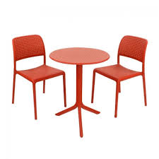 Resin Bistro Chairs Buy Europa Leisure Step Bistro Set With Bistrot Chairs
