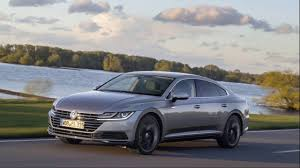 volkswagen arteon rear 2019 volkswagen arteon review youtube