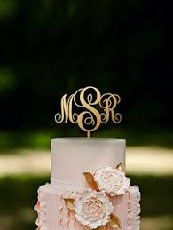 cake topper monogram this wedding cake and monogram cake topper wedding cake