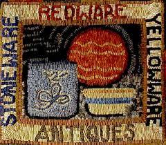 Hooked Rug Patterns Primitive Traditional Rug Hooking Designs By Sally Van Nuys Of Folk U0027n