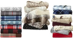 kmart fleece throws only 2 69 regularly 7 99 more deals