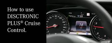 how to use disctronic plus r cruise control mercedes benz of austin