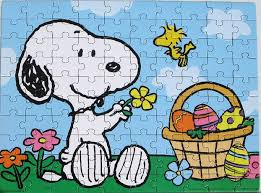 peanuts snoopy easter decorations and gifts