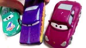 cars sally and lightning mcqueen dinoco lightning mcqueen u0026 sally color changers cars blue ramone
