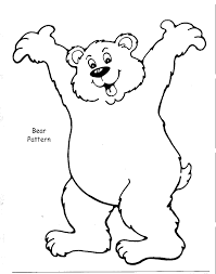 coloring sheets of teddy bears alltoys for