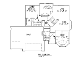 house plans master on house plan