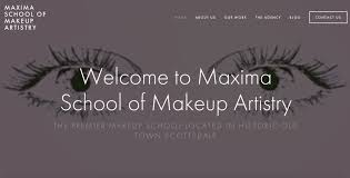school of makeup artistry maxima school of makeup artistry