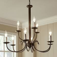 Country Style Chandelier Farmhouse Chandeliers Birch