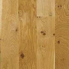 5 unfinished character grade white oak hardwood