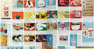 mail order christmas gifts 12 fantastic christmas gifts we found in a 1963 spencer gifts catalog