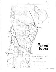 Map Of Connecticut Towns Vermont