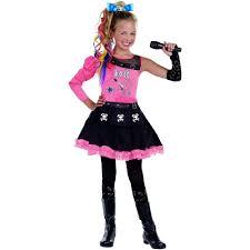 rockin u0027 it costume kids rockin u0027 it pop star halloween fancy
