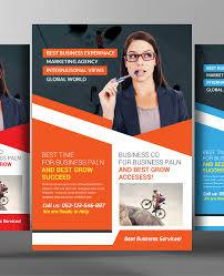 business flyer km creative