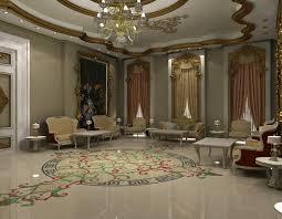 Baroque Interior Design Interior Of A Baroque Style Mother Ship - Baroque interior design style
