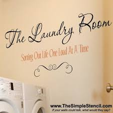 Laundry Room Wall Decor Ideas Laundry Laundry Room Sign Wall Words In Conjunction With