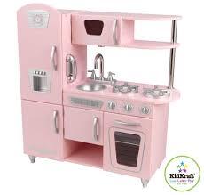 kinder spielküche kidkraft kinder holz spielküche retro rosa küche aus holz 53179