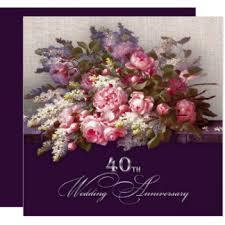 flowers for 40 year anniversary u2013 thin blog