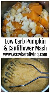 low carb pumpkin mash recipe keto mashed cauliflower recipes