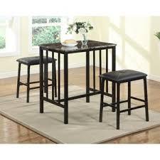 Kitchen Bar Table Sets by Rectangle Pub Tables U0026 Bistro Sets You U0027ll Love Wayfair