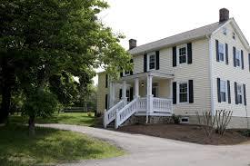 farmhouse or farm house historic farmhouse on gordon road is ready for a new life house