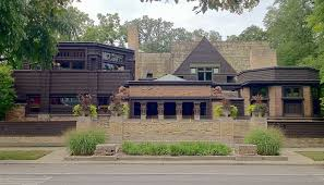 charming frank lloyd wright prairie style house plans gallery