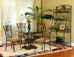 Kitchen Furniture Stores In Nj by Furniture Astonishing Glass Top Dining Room Table Sets Charcoal