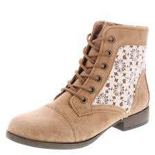 boots womens payless womens crochet mountain lace up boot womens payless shoes