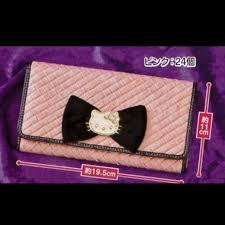 hello ribbon hello ribbon wallet women s fashion bags wallets