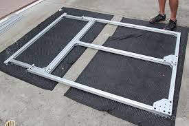 Aluminum Bed Frame Extruded T Slotted Aluminum Defying Normal