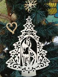 Scroll Saw Christmas Decorations - pen and ink manger scene google search świąteczne pinterest