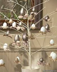 easter ornament tree handmade easter tree decorations offer stunning alternatives to