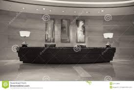 Hotel Lobby Reception Desk by Modern Hotel Reception Desk Stock Images Image 24172864