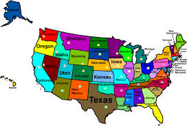united states map states and capitals names the us state capitals map quiz usa map us states capitals