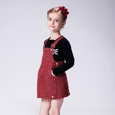candydoll spring autumn girls dress children girls overlls dresses