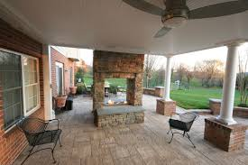 Screen Porch Fireplace by Maryland Screen Porch And Deck Contractor Builds Screen Porch With