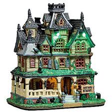 lemax spooky town lemax spooky town collection welcome to the boneyard