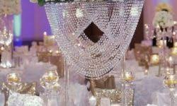 Wedding Centerpieces With Crystals by Wedding Centerpieces With Branches And Crystals Wedding