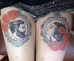 why couples get tattoos for each other and what happens if they