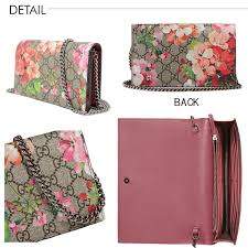 bloom wallet shes zakka rakuten global market gucci gg blooms gucci gg