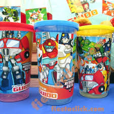transformer rescue bots party supplies 104 best optimus prime birthday images on