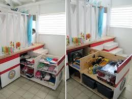 astuce de rangement chambre rangement maison astuces astuce rangement chambre bebe visuel 4