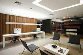 traditional office interior design google search lobby design office room interior modern wall decor featuring freestanding long white office modern computer desk with black double swivel chairs modern home office