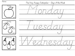 worksheets for toddlers worksheets