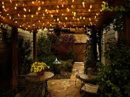 Globe Patio String Lights by Patio Decor Globe Patio String Lights With Clear Bulbs For Outdoor