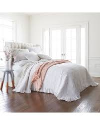 home decor and furnishings great deals on brylane home sophia embroidered ruffle bedspread