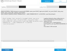 Create External Table Hive Hadoop Bighadoop
