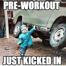 Preworkout Meme - show us your game face win free ergopre page 3 bodybuilding