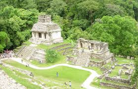 Mayan Ruins Mexico Map by Destinations Mexicotravelguideblog Com 2